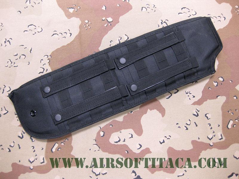 Funda escopeta xiphos negra airsoft itaca madrid r plicas combat gear accesorios - Funda escopeta ...