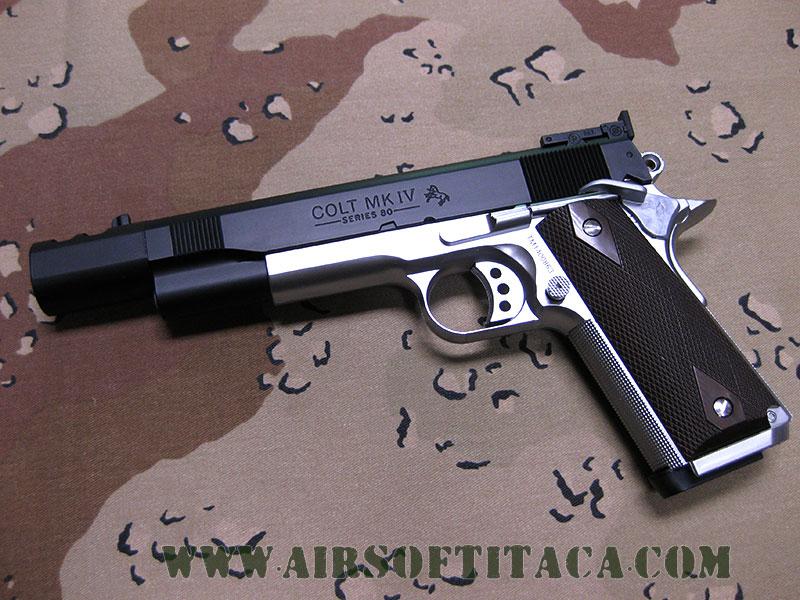 Pistola 1911 Wilson Super Grade Tokyo Marui Airsoft